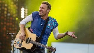 Coldplay live: Interview, Bilder und Livesongs aus dem Letzigrund