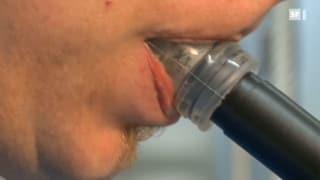 Darmkrebs-Diagnose durch Atemtest