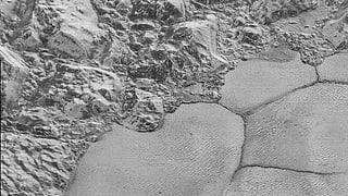 Nasa veröffentlicht bislang schärfste Pluto-Fotos