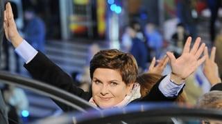 Polen: Die Frau aus der Provinz greift nach der Macht