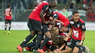 Erster Saisonsieg für den FC Aarau