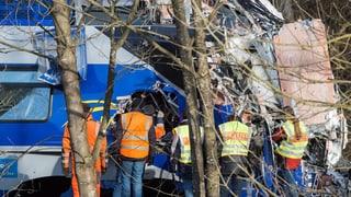Bad Aibling: L'accident da tren era in sbagl uman
