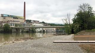 Solothurn hat ein neues Naherholungsgebiet
