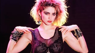 Ich war verknallt in Madonna! Du auch?