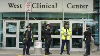 Mutmasslicher Bombenleger von Boston im Gefängnis