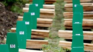 Der schmerzhafte Nachhall von Srebrenica