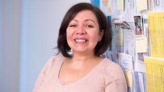 Ligia Vogt (54) – Vermittlerin zwischen zwei Welten