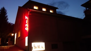 Tusaun: 40'000 francs per Uniun Kino-Theater Rätia