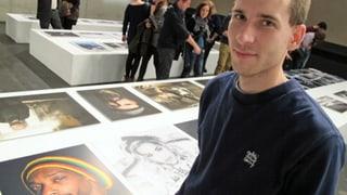 Berühmtheiten vor der Kamera: Jungfotograf Lukas Maeder