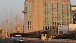Schweizer Mandat auf Kuba: Schon länger eher eine formelle Sache
