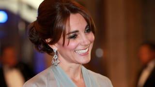Royaler 007-Auftritt: Kate stellt Bondgirls in den Schatten