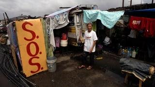 Philippinen: Zahl der Obdachlosen erschreckend hoch