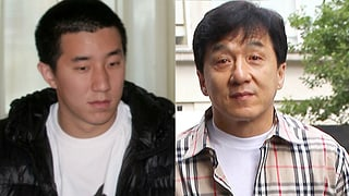Jackie Chan geschockt: Sein Sohn sitzt in China im Knast