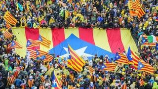 Spanien fordert bis 25 Jahre Haft für Führungsfiguren