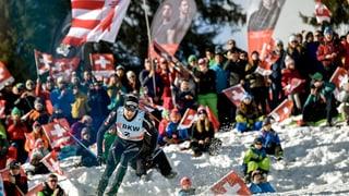 Ditg giu quarta etappa dal Tour de Ski