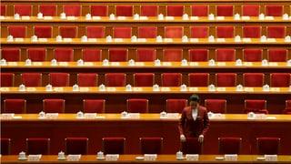 Chinas Opposition fordert ihre Rechte ein