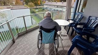«Viele ältere Menschen leiden»