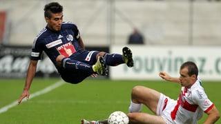 FC Luzern monatelang ohne Lezcano