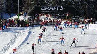 3 etappas dal Tour de ski a Lai