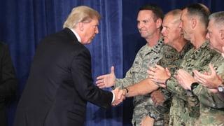 Die Nato begrüsst Trumps Afghanistan-Strategie