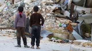 Ad Aleppo regia la fom