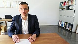 Markus Buschor (parteilos): Ein neues Schwimmbecken