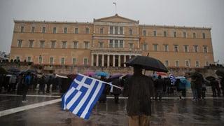 Griechisches Parlament sagt Ja zu Nordmazedonien