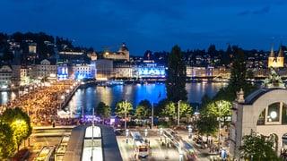 Luzern: Gleich zwei Feste für einen guten Zweck am gleichen Tag