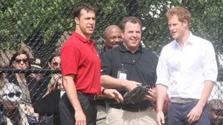 Prinz Harry schlägt in den USA kräftig zu