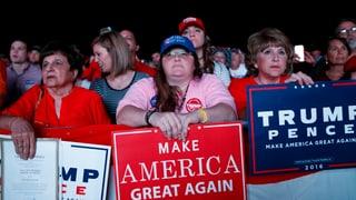 US-Wahlen: Frauen werden zum Zünglein an der Waage