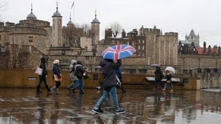 «Der Finanzplatz London bleibt wichtig»