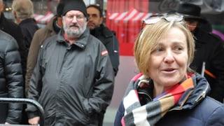 Anita Mazzetta: Voluntaris en il center da l'onn presidial
