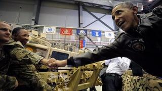 Obama macht ernst mit Truppenabzug aus Afghanistan
