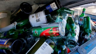 Warum der Gemeinderat die Altglas-Abfuhr abschaffen will