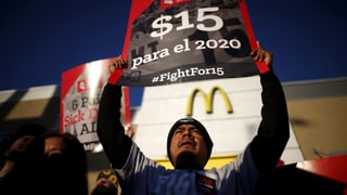 Protest der Tieflohn-Arbeitenden zeigt erste Wirkung