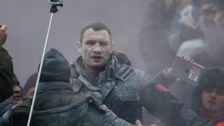 Gewaltausbruch in Kiew – rund 170 Verletzte