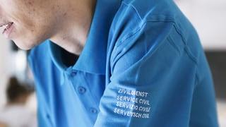Zahl der Zivildienstleistenden steigt weiter