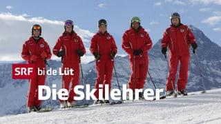 Die Skilehrer aus Grindelwald stellen sich vor