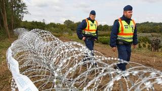Orban schürt mit Hetzkampagne Angst vor Flüchtlingen