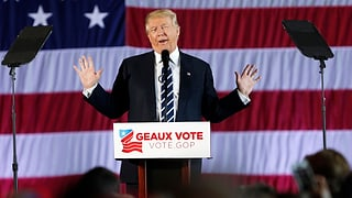 Muss Trump nochmals zittern?