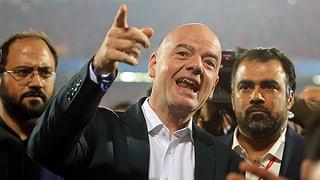 Schafft sich die Fifa selber ab?
