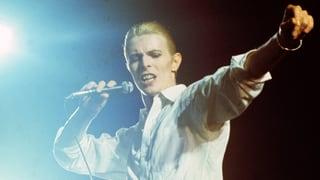 David Bowie: Fünf Songs für die Ewigkeit