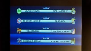 Duels spagnols en la Champions League ed en l'Europa League