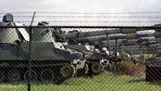 Schluss mit Abrüstung