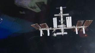 Ammoniak-Alarm auf der ISS aufgehoben