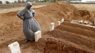 Terror des IS: 2000 Morde in acht Monaten
