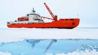 Schweizer Expedition birgt Datenschatz aus dem ewigen Eis