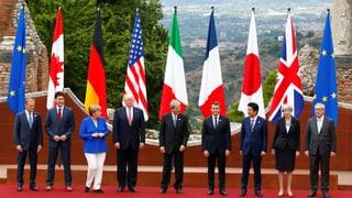 Worum geht es bei den jährlichen Gipfeltreffen? Sieben Hintergrundinformationen zum Nachlesen.