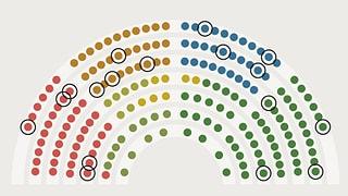 Infografik: Diese Parlamentarier treten nicht mehr an (Artikel enthält Audio)