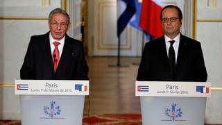 Kuba auf dem Weg in die internationale Staatengemeinschaft